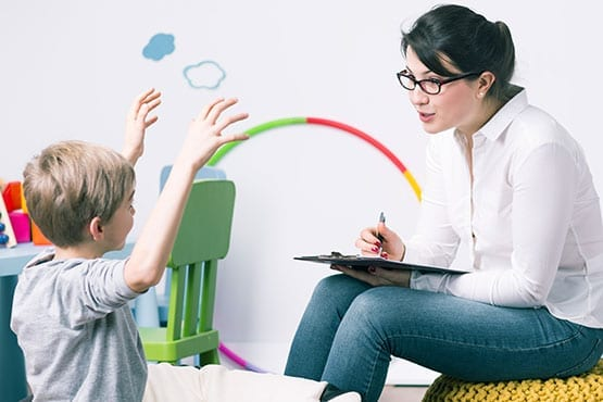 Neuropsychological and psychological assessments